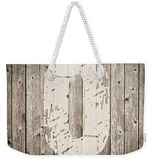 O Weekender Tote Bag