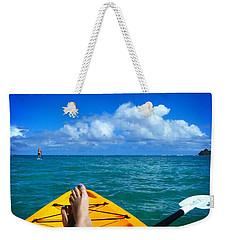 Oahu Toes Weekender Tote Bag