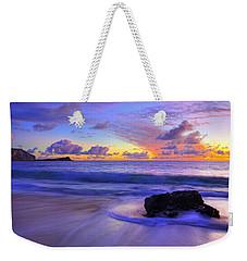 Oahu Sunrise Weekender Tote Bag
