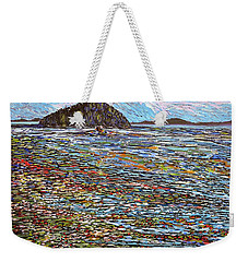 Oak Bay - Low Tide Weekender Tote Bag
