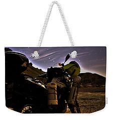 Oak Canyon 3 Am Weekender Tote Bag
