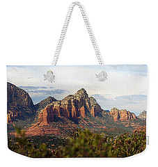 Oak Creek Canyon Sedona Pan Weekender Tote Bag
