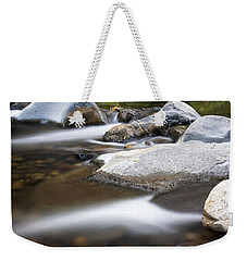 Oak Creek Flowing Weekender Tote Bag