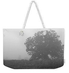 Oak In The Fog Weekender Tote Bag