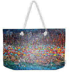 Oak Street Beach Chicago II -sold Weekender Tote Bag