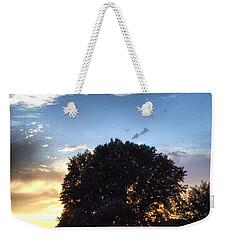 Oak Tree At The Magic Hour Weekender Tote Bag