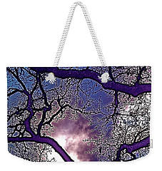 Weekender Tote Bag featuring the photograph Oaks 11 by Pamela Cooper