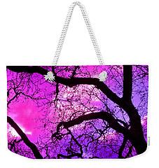 Oaks 17 Weekender Tote Bag by Pamela Cooper