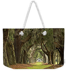 Oaks Of The Golden Isles Weekender Tote Bag