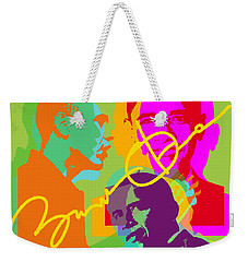 Obama Weekender Tote Bag