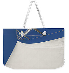 Obsession Sails 4 Weekender Tote Bag