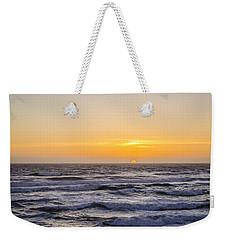 Ocean Beach Sunset Weekender Tote Bag