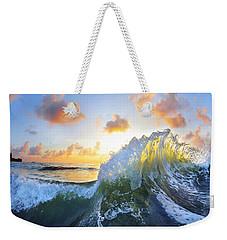 Ocean Bouquet Weekender Tote Bag