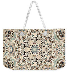 Ocean Breeze 51c02 - Mandala Weekender Tote Bag by Aimelle