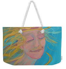 Ocean Breeze Weekender Tote Bag by Terri Einer