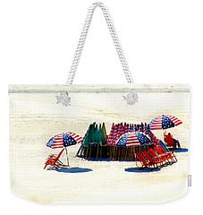Ocean City Nj Stars And Stripes Weekender Tote Bag