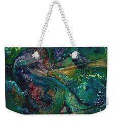 Ocean Floor Weekender Tote Bag
