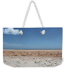 Weekender Tote Bag featuring the photograph Ocean Horizon by Todd Blanchard