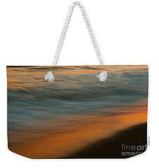 Wave Impressions  Weekender Tote Bag