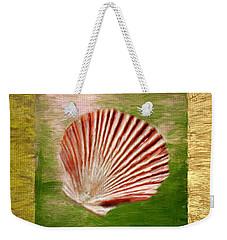 Ocean Life Weekender Tote Bag by Lourry Legarde