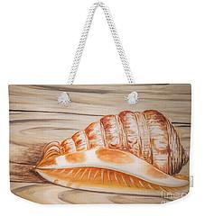 Ocean Shell Weekender Tote Bag