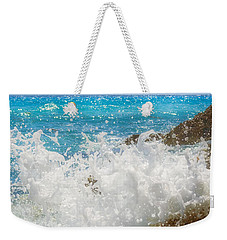 Ocean Spray Weekender Tote Bag