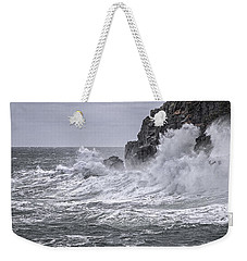 Ocean Surge At Gulliver's Weekender Tote Bag