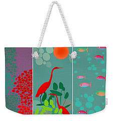 Ocean Views - Limited Edition Of 15 Weekender Tote Bag