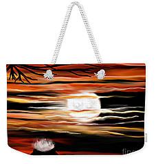 October 31st - Samhain Skies Weekender Tote Bag