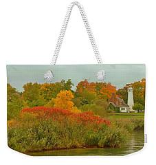 October Light Weekender Tote Bag by Daniel Thompson