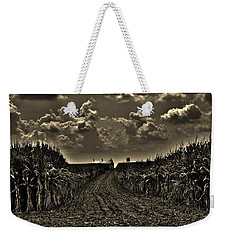 October Sky Weekender Tote Bag by Robert Geary