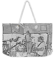 Odds Of Falling Weekender Tote Bag