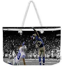 Odell Beckham Greatest Catch Ever Weekender Tote Bag