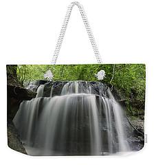 Odom Creek Waterfall Georgia Weekender Tote Bag