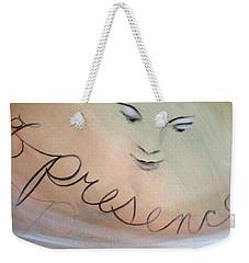 Of Presence Weekender Tote Bag