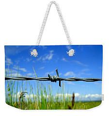 Off Limits Weekender Tote Bag by Nina Ficur Feenan