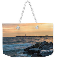 Off The Cape Weekender Tote Bag