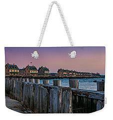 Officers' Row Weekender Tote Bag