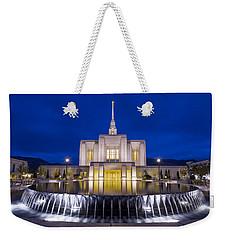 Ogden Temple II Weekender Tote Bag