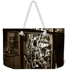 Oh Christmas Tree - Sepia Weekender Tote Bag