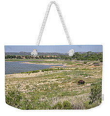 Oh Give Me A Home Where The Buffalo Roam Weekender Tote Bag
