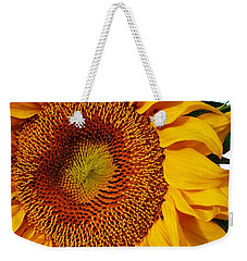 Weekender Tote Bag featuring the photograph Oh Happy Day by Bruce Bley
