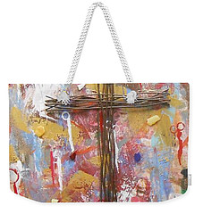 Oh Heavenly Father Weekender Tote Bag