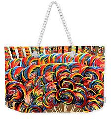 Oh Lolly Lollypop Weekender Tote Bag