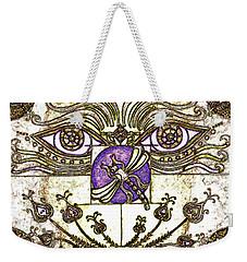 Oh My Sweet Weekender Tote Bag