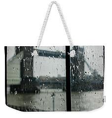 Oh So London Weekender Tote Bag