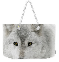 Oh Those Eyes Weekender Tote Bag by Wes and Dotty Weber