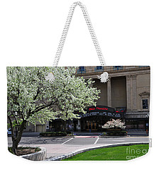 D45l42 Ohio Theatre Photo Weekender Tote Bag
