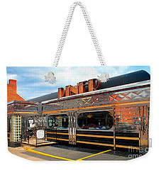 Ohio University Court Street Diner Weekender Tote Bag