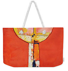 Oil Msc 020 Weekender Tote Bag